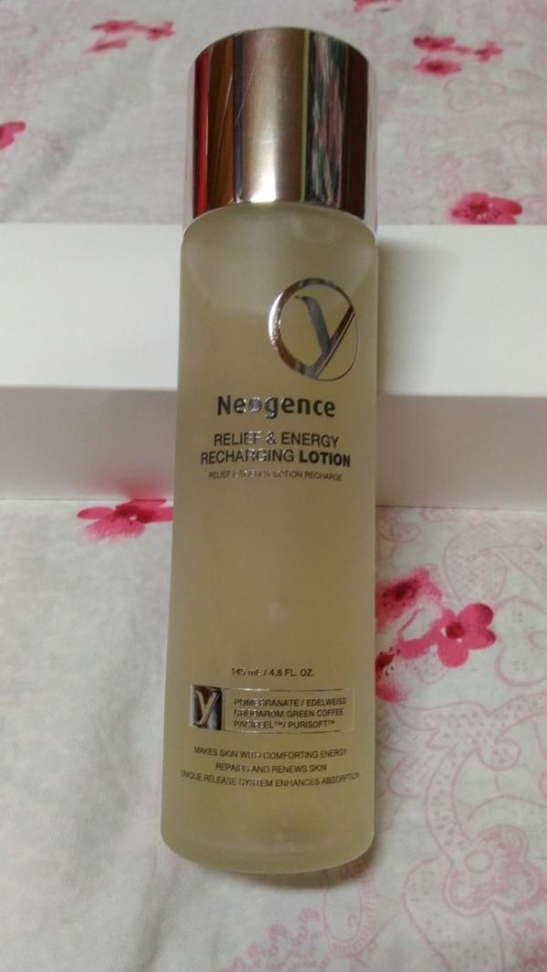 肌膚的能量飲,【Neogence 霓淨思】再生修護肌能水