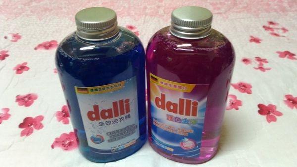 【德國進口】《dalli達麗》全效洗衣精—強力去汙&護色去汙