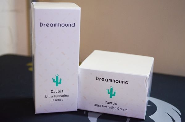 【體驗】超稀奇成份的 Dreamhound 仙人掌活水保濕精華&仙人掌活水保濕凝霜