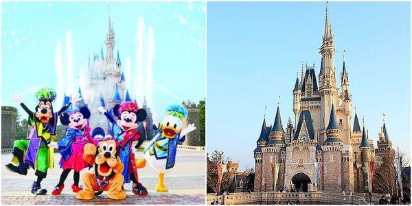 【日本。關東】Day2 東京迪士尼樂園 Tokyo Disney Land--玩不膩的夢幻樂園! 迪士尼懶人包/行前攻略---●2016 冬● 東京/迪士尼/輕井澤6天5夜親子遊●