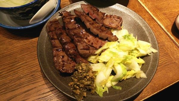 【橫濱美食】味の牛たん喜助。「喜助牛舌」。美味牛舌又一家!