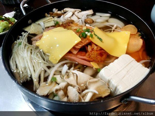 韓國先生 春川店~料多味美的部隊鍋