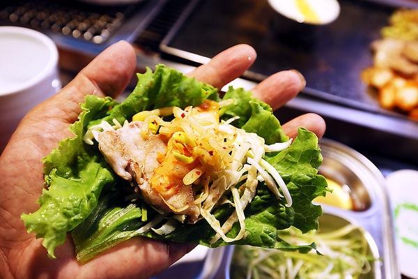 VEGE TEJI YA 菜豚屋-台中店~美味不膩的生菜包肉(愛評體驗團)