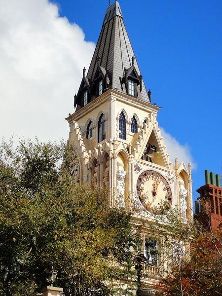 經典的都鐸式建築~老英格蘭莊園