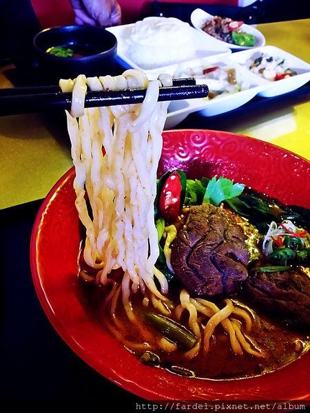 泰暹麵子~一個人也可以享受酸辣過癮的泰國菜