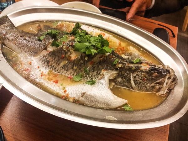 喜樂魚Joy Fish  家庭泰式料理 N訪-美味再升級(已搬遷,改變經營型態)