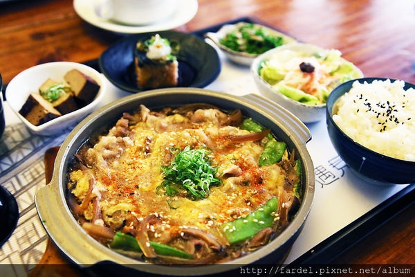 遇見pasta.和食~中興大學學區美食餐廳