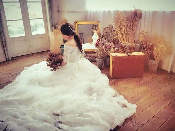 【Wedding】關於新秘,可愛神手:新秘史拉拉