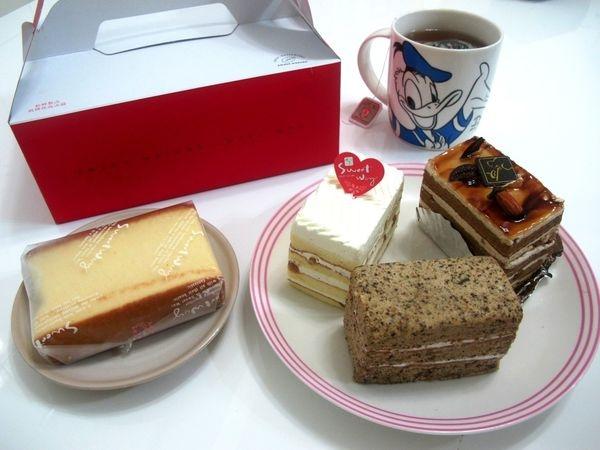 [試吃。分享]世唯烘焙坊。彌月蛋糕