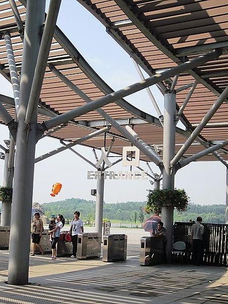 [記。遊]北京奧林匹克森林公園