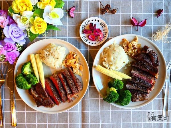 【料理好煮易】WMF DIADEM PLUS平底煎鍋:食在安市集優質嚴選推薦,搭配馬拉有機厚切肋眼牛排;輕鬆煎享烹飪,美味牛排輕鬆在家中上菜