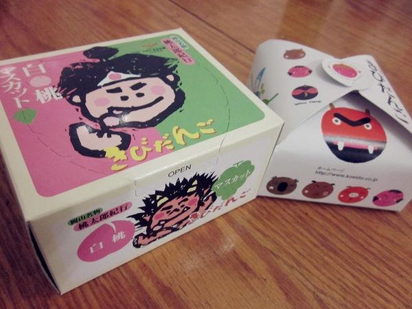 【Gift items】日本岡山。吉備團子