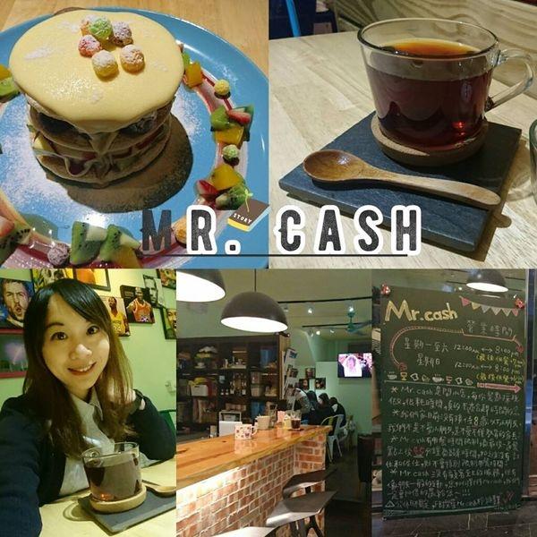 【新竹】Mr.Cash:少女最愛夢幻甜點,超美味綜合水果鬆餅塔!