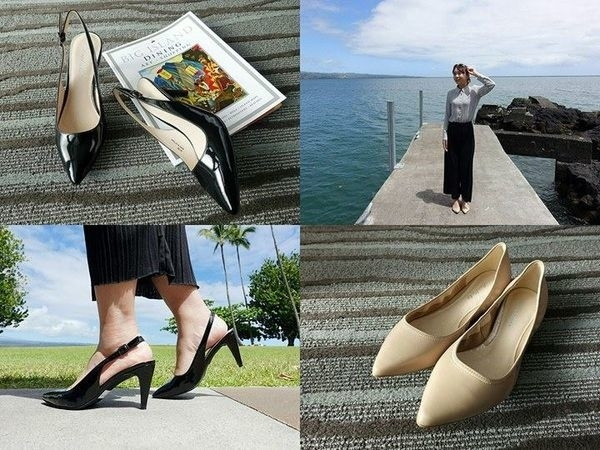 【穿搭分享】LisaVicky 女鞋推薦:OL職場必備款,舒適好穿不咬腳!