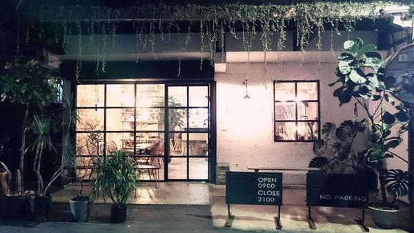 [記。食]新北板橋區。Merci cafe