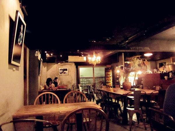 【台北大安】COSTUMICE CAFE:隱身巷弄的慵懶微醺小店!