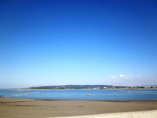 【新竹北區】南寮漁港:十七公里海岸線的浪漫風情