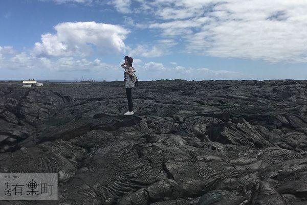 【夏威夷大島】Kalapana Lava Road 岩漿路:必追景點,不可思議的奇景!