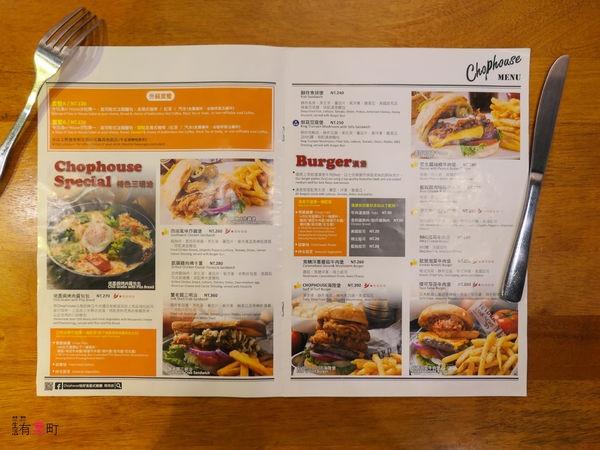 【桃園蘆竹美食】Chophouse恰好食美式餐廳:南崁聚餐好去處,與好友家人沉浸在工業風格裡聊天吧;早午餐漢堡全天供應,夏威夷熔岩漢堡排風味飯推薦-1100508.jpg