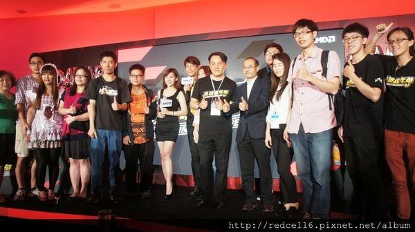 精彩絕倫的高科技派對~2015 AMD英雄嘉年華 The Carvinal of Heros與會心得分享