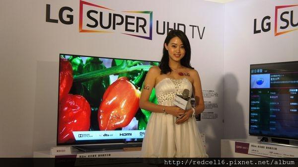 超完美4K體驗LG SUPER UHD TV全系列新品體驗發表會與會心得分享