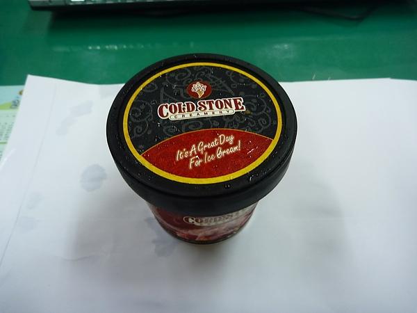 頂級冰淇淋COLD STONE品嚐記