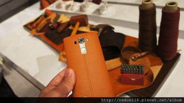 一摸就愛不釋手的拍照旗艦級神器LG G4 體驗心得分享