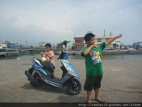 地表最幸福家族試乘團-第一篇- iRX115 領車趣!