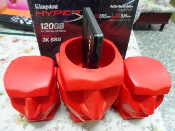 金士頓Kingston HyperX 3K SSD享受快感滿載的遊戲加速體驗心得分享