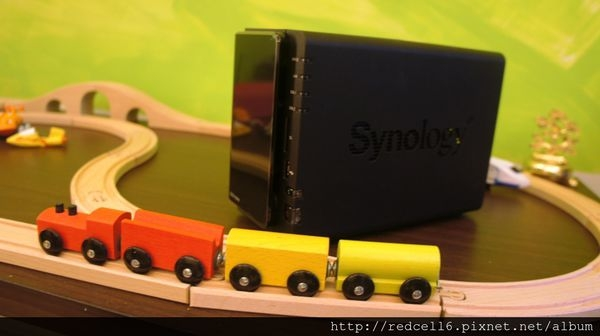 【NAS 體驗心得】Synology DS214play小巧效能強大的多媒體資料影音整合中心開箱