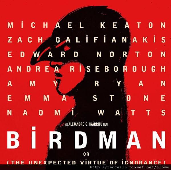 強檔金獎電影鳥人(Birdman)觀影心得分享