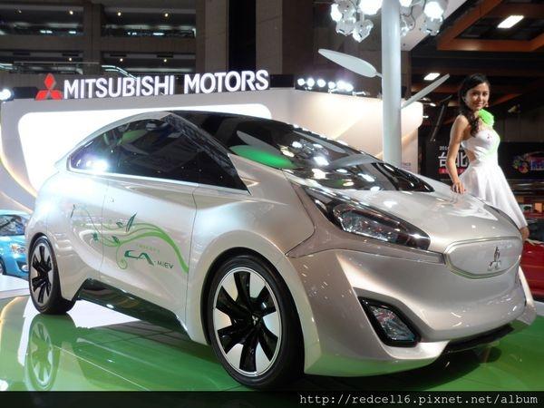 節能科技、美形未來2014 Mitsubishi車展特派員與伊林名模有約心得分享