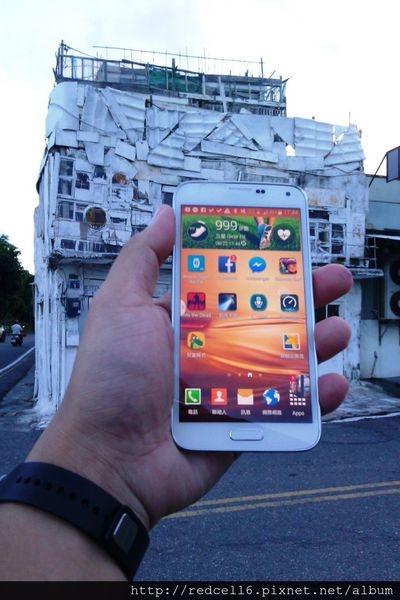 雙管齊下的Samsung GALAXY S5 4G LTE 快人一步(第二梯次)  體驗心得分享
