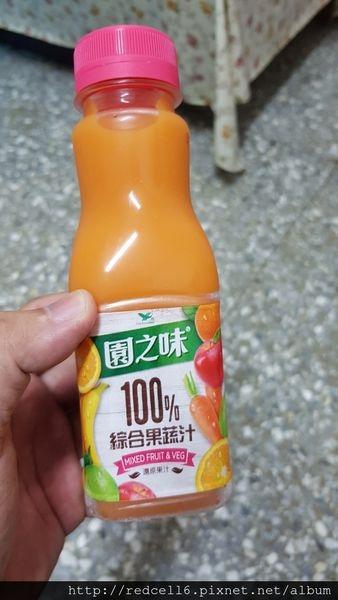 中秋健康好朋友【統一園之味100%果蔬汁】體驗心得分享