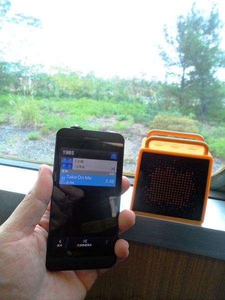 簡單大方好攜帶的Antec Mobile Products (a.m.p) SPzero藍芽行動喇叭開箱心得