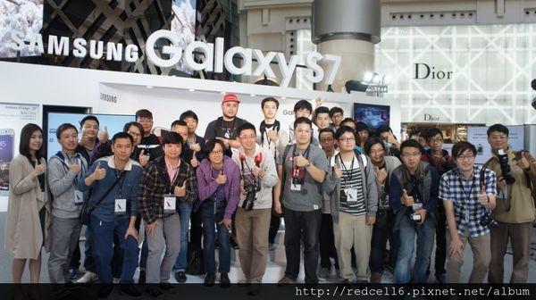 開創新7極限的SAMSUNG Galaxy S7及Galaxy S7 edge智慧旗艦雙雄體驗會心得分享