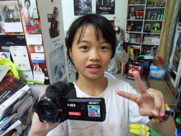 一機多用~物超所值的家庭歡樂中心Sony Handycam HDR-PJ790V開箱心得發表