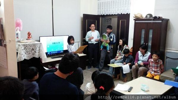 03/06東基兒童排熱(四) 靈火熱、熱愛人(那瑪夏山上的呼喊)聚會分享