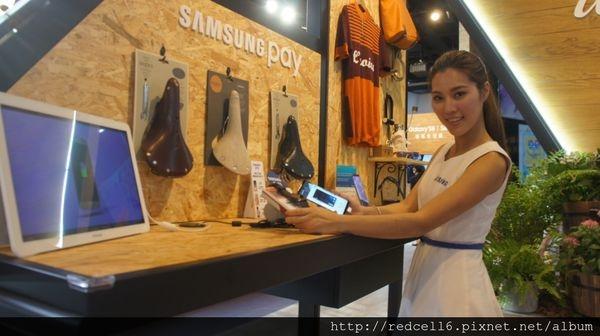 輕鬆享受SAMSUNG PAY購物團安全便利~無所不PAY的BUY家新樂趣!