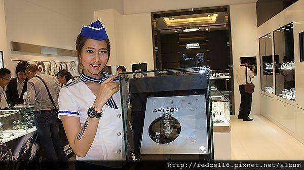 世界第一SEIKO ASTRON GPS SOLAR WATCH跨世代腕錶鑑賞會心得