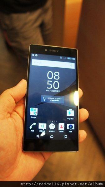 極速撼凍我心Sony Xperia Z5智慧旗艦體驗會台中場心得分享