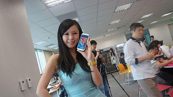 「Samsung GALAXY S4體驗會」建立心價值與心樂趣的三星旗艦S4分享