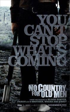 No Country for Old Men《險路勿近》觀影心得