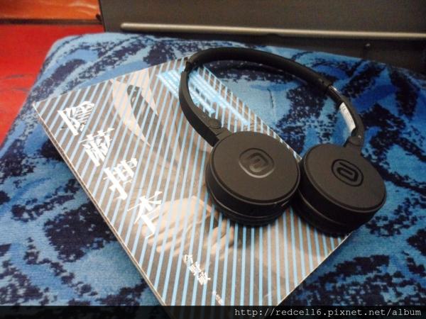 時尚出色a.m.p Pulse Lite藍芽耳機開箱體驗分享