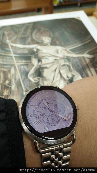 智慧科技好有型Fossil Q Wander智慧手錶體驗心得分享