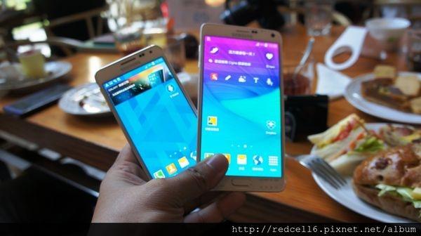 無以倫[筆]的說寫俱佳Samsung GALAXY Note 4高雄場體驗會心得分享