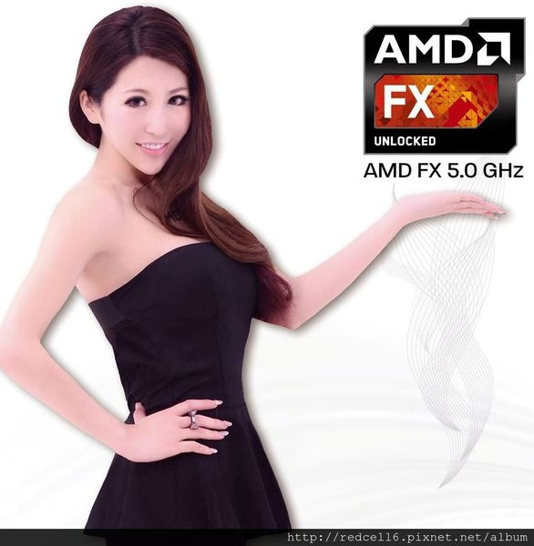 開創5GHz時脈新高峰之AMD Fan Day FX5.0體驗會