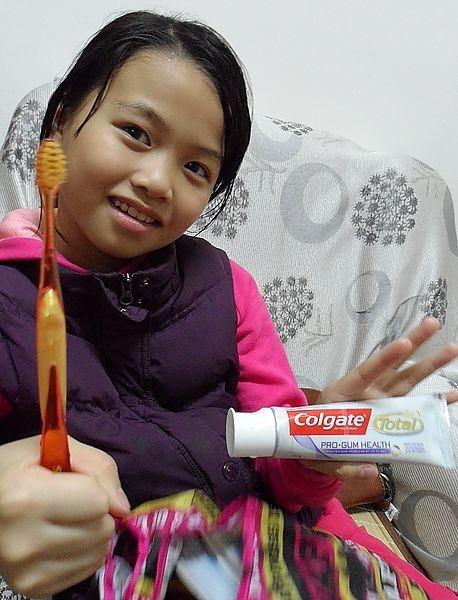 牙齒口腔全面保健的第一首選[高露潔全效牙齦護理專家牙膏]使用心得分享