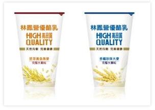 全新上市-林鳳營優酪乳- 珍珠大麥~胚芽黃金燕麥新品體驗分享