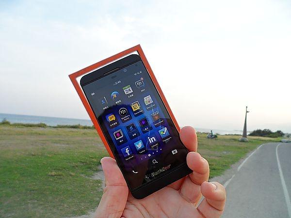 Blackberry Z10與我的相處之道心得分享!